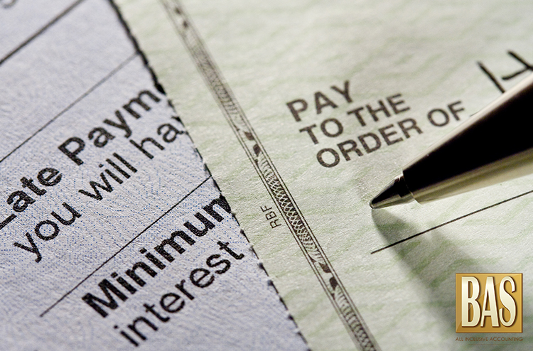 A Tip to Avoid Late Payment Penalties